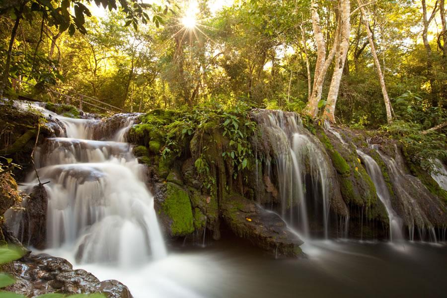 Cachoeira do Saí-Andorinha - Foto: Daniel Allen