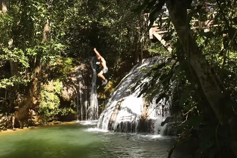 Cachoeira do Salto - Foto: Acervo