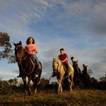 Passeio a Cavalo na Estância Mimosa - Foto: Beto Nascimento