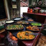 Almoço fogão a lenha - Foto Ric Netto
