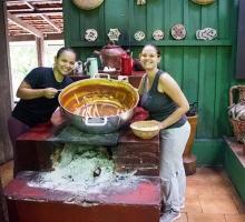 Viagem dos sonhos tem sabor de doce de leite da fazenda em Bonito-MS