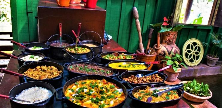 Ecoturismo com alimentação saudável, uma combinação que você vai amar (e vai querer repetir)