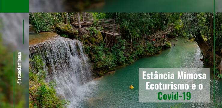 Estância Mimosa Ecoturismo X Covid-19
