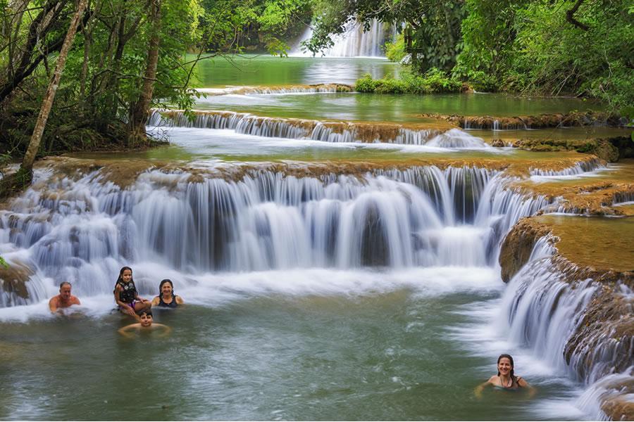 Cachoeira Água Doce - Foto: Marcio Cabral