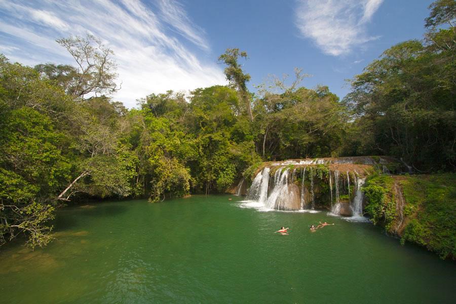 Cachoeira do Sol - Foto: Daniel De Granville
