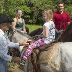 Passeio a Cavalo na Estância Mimosa - Foto: Daniel De Granville